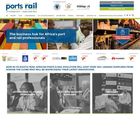 African Ports & Rail Evolution Forum To Present Railway Project Updates In October