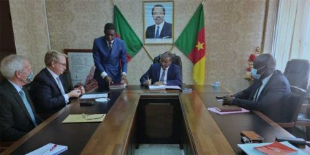 Canyon Signs Key Agreement With The Government Of Cameroon Regarding The Minim Martap Project