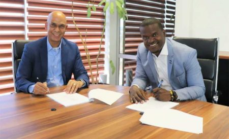 Namcor And TransNamib Signs Agreement To Move More Petroleum Products By Rail