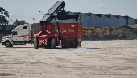 Nacala Logistics And The Limbe Container Terminal (LCT)