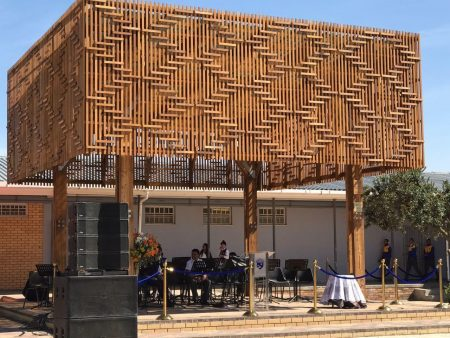 Alstom Foundation Opens New Culture Facility In Cape Town