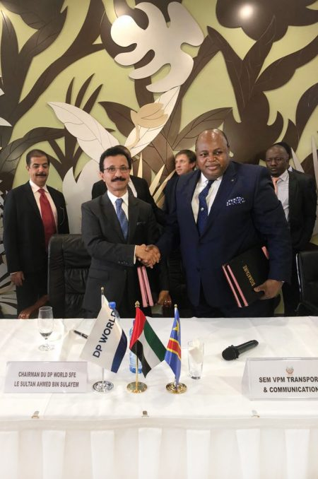 DP World Wins 30-Year Concession For Greenfield Port Of Banana In The DRC