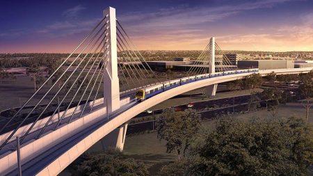 Sydney Metro Northwest Opens To Public