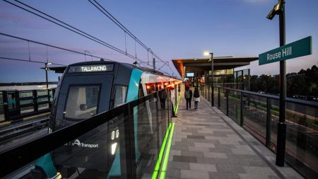 Australia's Biggest Public Transport Project