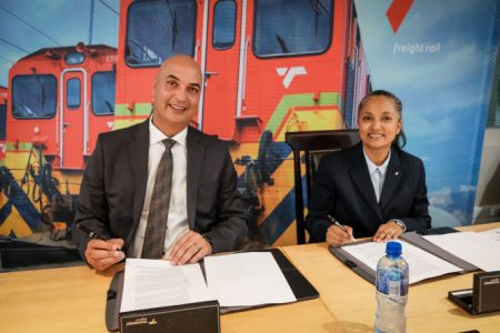 MOU Signed To Establish Transnet's Intermodal Terminal Facility In The Limpopo Eco-Industrial Park