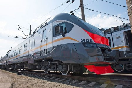 TMH Shipped Six Class EP2D Emus To Central Suburban Passenger Company