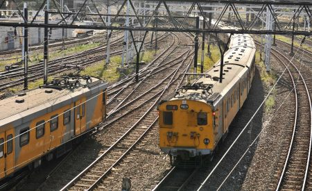 PRASA Agrees With UNTU Regarding Crime On Trains