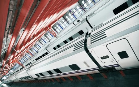 Talgo Trains For Egypt National Railways