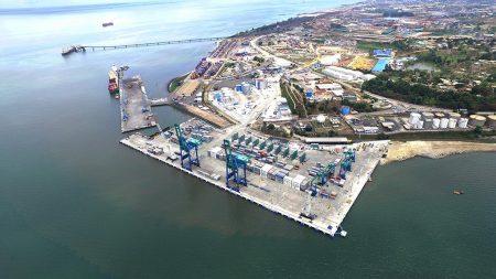 Inauguration Of The New Multipurpose Terminal