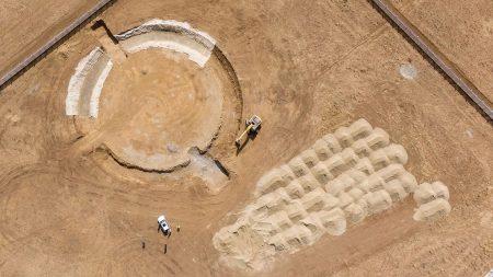 Construction Kicks Off At Tambo Springs Logistics Gateway