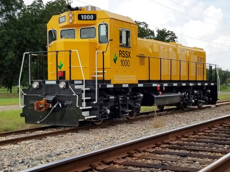 With Railserve DUAL LEAF® Gen-Set Locomotives, Gabon's SETRAG Cuts Emissions, Boosts Reliability