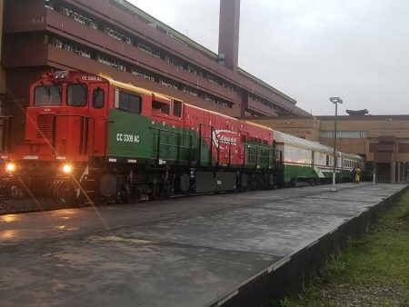 Successful Launch Of The Express Train Between Douala And Yaoundé
