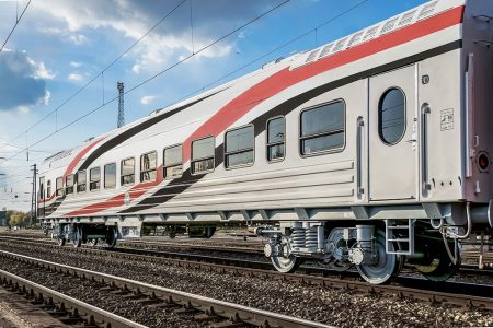 The Financing Agreement For Passenger Coach Supply To ENR Entered Into Force