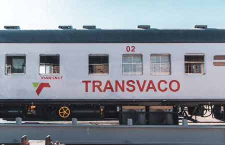 Transnet Vaccine Train To Commence Operations