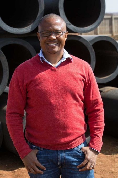 Technical Approval For Private Rail Terminal At Tambo Springs