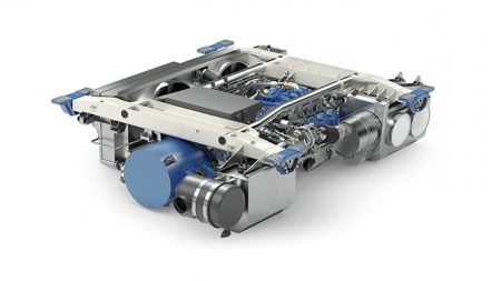 The New Voith Rail Engine For Rail Vehicles - High Performance Low Emissions