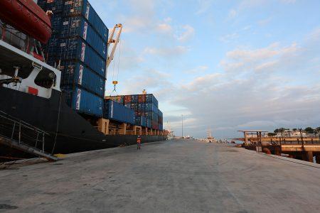 Port Of Pemba Ready To Operate 24/7