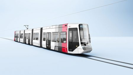 Voith Supplies Electric Traction Systems For 18 New Trams In Würzburg
