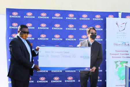 Engen Sponsors Fuel To Aid WBCG's Covid Screening Activities