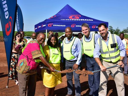Grindrod Breaks Ground At The R 105 Million Umlaas Road Autoport Project