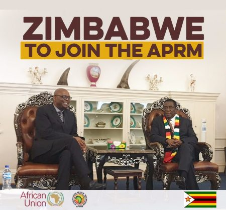 Zimbabwe Joins The APRM Family