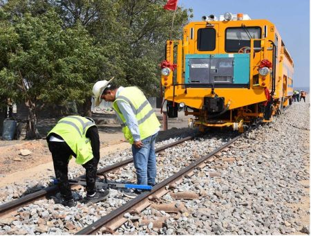 Track Maintenance: Tanzania Railway Corporation