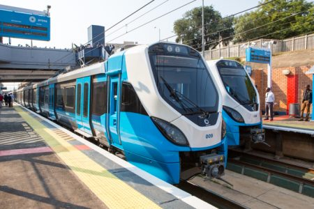 Last New Prasa Train Manufactured in Brazil Arrives and Prasa Gears Up For Local Train Manufacturing