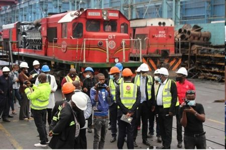 RDA Calls For Closer Ties With Zambia Railways