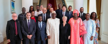 Senegal: President Macky Sall Receives Directors Of The African Development Bank On A Consultative Mission To The Country