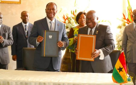 Ghana, Cote D'ivoire Sign Strategic Partnership Agreement