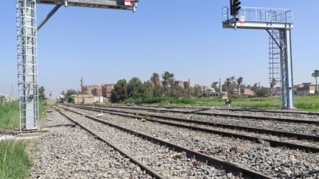 "SIL4 Electronic Interlocking System To The ""Matai"" Sector Of The Beni Suef Assuyt Railway Line"