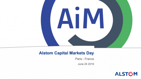 Alstom Presents Its New Strategic Plan And Objectives For 2023