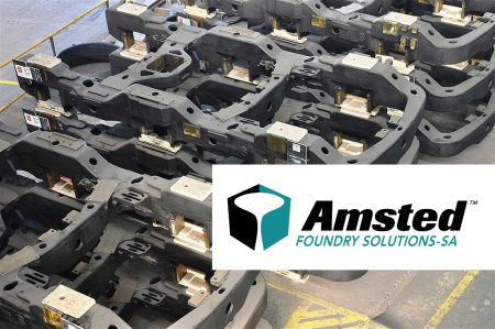 Amsted Rail Announces Newest Company, Amsted Foundry Solutions SA