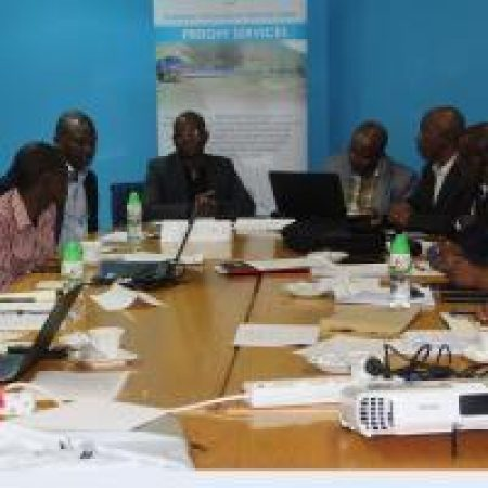Botswana Railways Hosts SARA Committee