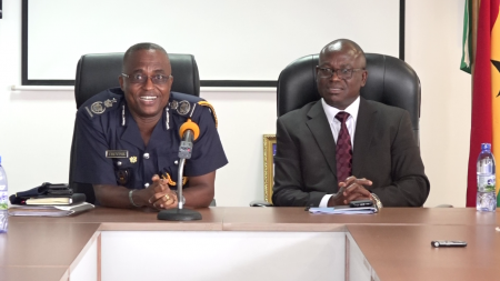 Customs And GPHA Review Paperless Port Clearance Implementation