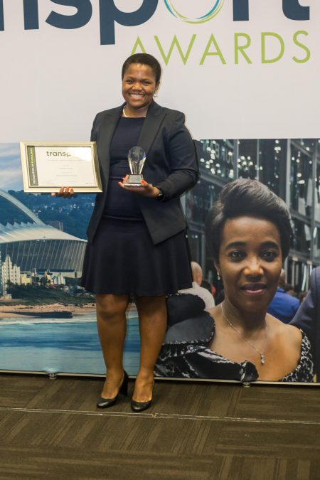 Bombardier Employee Wins 'Rising Star' Award At The Women In Transport Awards In South Africa