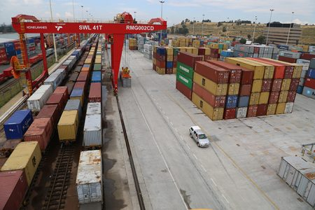 Container And Automotive Business Reaches Record High