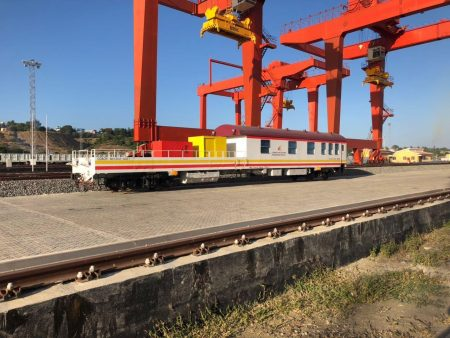 Kenya Railways Receives Rescue Equipment For SGR Operations