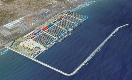 Port Of Tema Extension