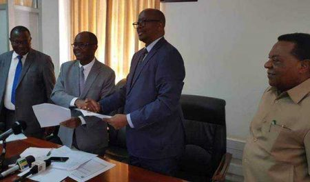 Rwanda And Tanzania Commit To Mobilise Funds For Construction Of Isaka-Kigali SGR Line