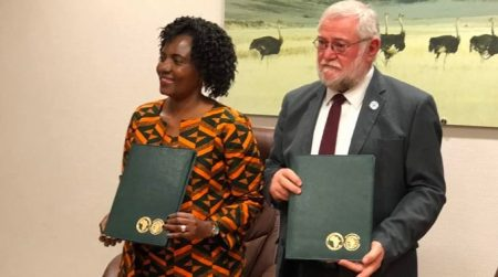 African Development Bank And Namibia Government Sign Loan To Boost Economic Governance
