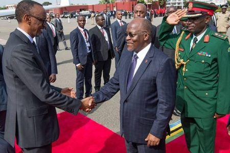 Rwanda And Tanzania Agree On Construction Of SGR – Central Corridor