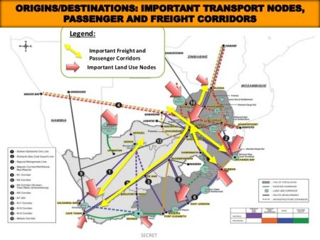 Statement By The Minister Of Transport On The Developments Of The Moloto Development Corridor