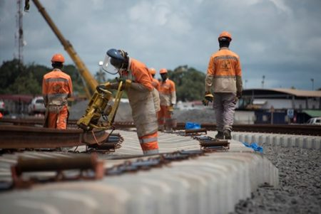 Guinea - GAC Connects Its Rail Spurs To Existing Railway Lines