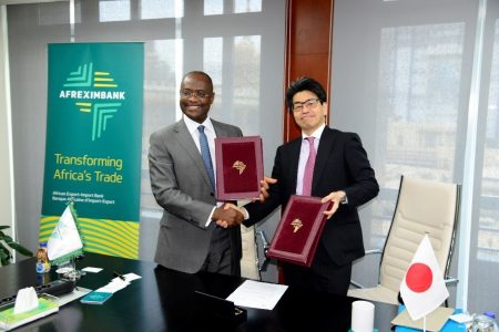 Afreximbank, JBIC Sign $300-Million Export Credit Line Agreement To Support Development Projects In Africa