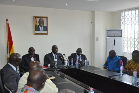 Ghana Eastern Railway Project Close To Reality