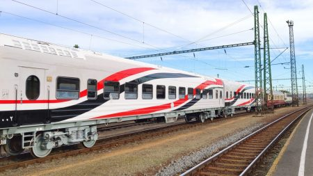 Knorr-Bremse Supplies Braking Systems For Egyptian National Railways