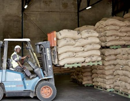 121 000 Tonnes Of Cocoa Exported From Côte d'Ivoire In February