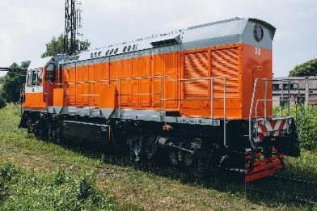 STM Holding Will Supply TGM8 Diesel Locomotives To The Plant Of RUSAL In Guinea
