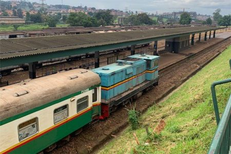 NTU Kicks Off New Railway Project In Uganda
